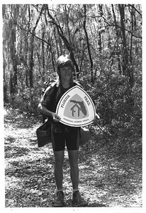 Steve Sheridan, first thru-hiker, 1989